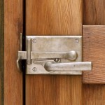 Cabinet latch by Sun Valley Bronze