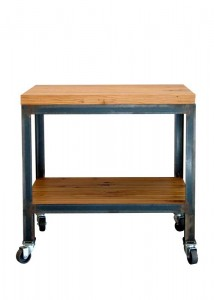 Armory utility cart from Barn Light Electric