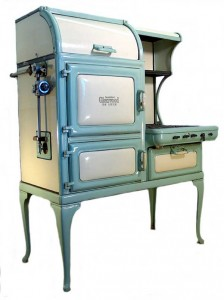 Glenwood DeLuxe stove from Good Time Stove Co.