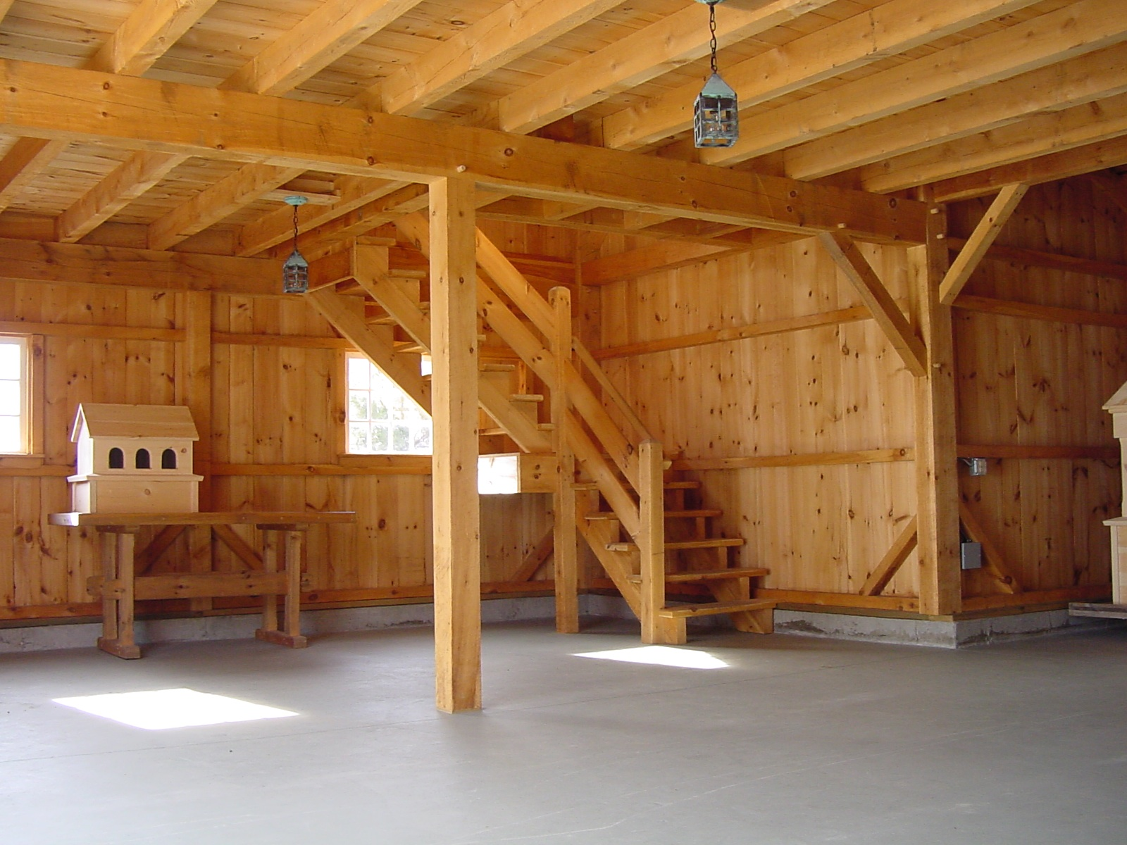 Country carpenters inc old house online old house online for Country barn builders