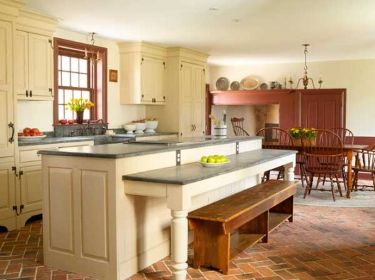 What Were The Kitchen Designs In The Late  S