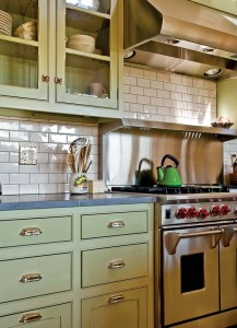 An eco friendly farmhouse old house online old house - Eco friendly kitchen cabinets ...