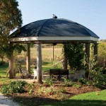 Many social gatherings took place at the home when it was a boarding house; the gazebo served as a dance pavilion.