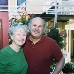 Howard Levine and Margaret Warner Swan fulfilled two dreams—breathing new life into an old house and giving budding artists a place to hone their skills.