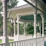 Fypon's new QuickPost system helps you build a period-look porch from kit parts.