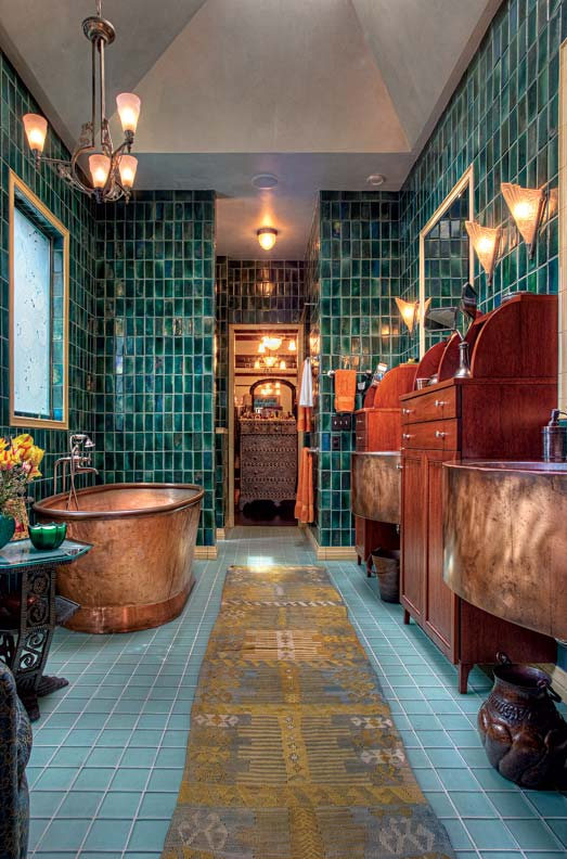 An Art Nouveau Town House Makeover Old House Online