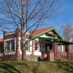 The 1920 Arts & Crafts bungalow in Denver.