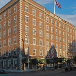 The Hawthorne Hotel.