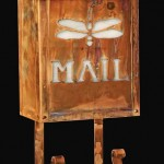 Fair Oaks Avenue mailbox by Old California Lantern Co.