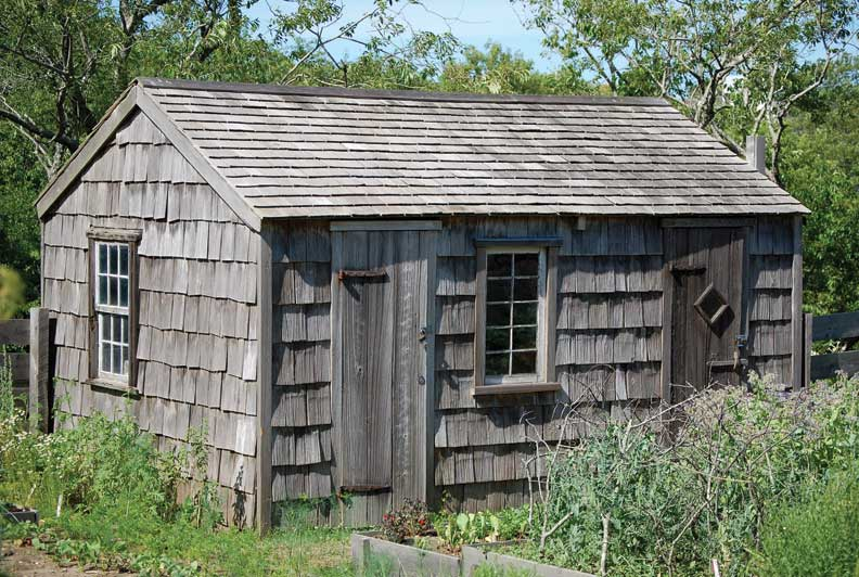 Garden Shed Guide For Old Houses Old House Online Old