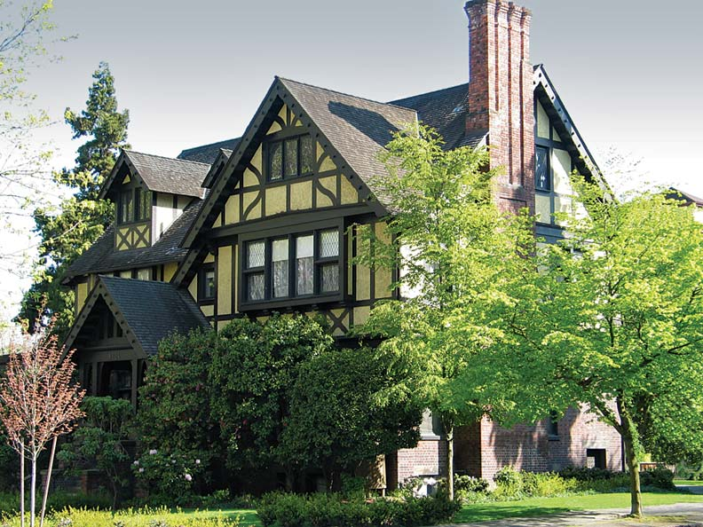 Best Neighborhoods For Historic Homes In Seattle Old