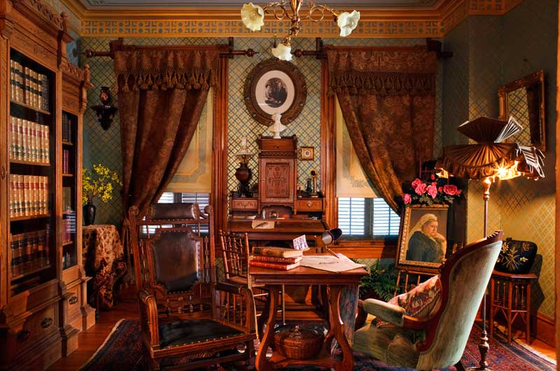 A post flood victorian restoration old house online - Victorian style house interior ...