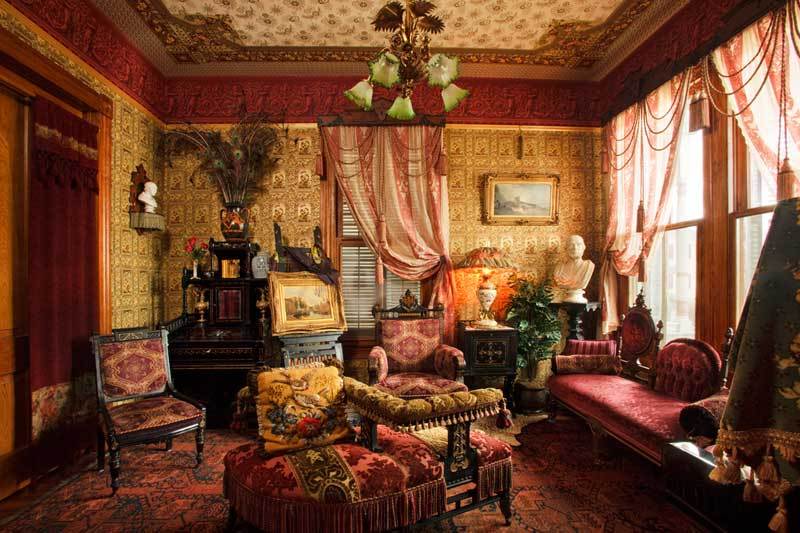Old Victorian Townhouse Interiors House Design And