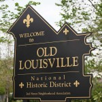 Old Louisville extends from Kentucky Street to the University of Louisville, from Floyd Street to 6th Street.