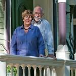 Homeowners John and Shireen Aforismo.