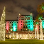 The Hotel Galvez, a historic grande dame by the sea, is celebrating its centennial.