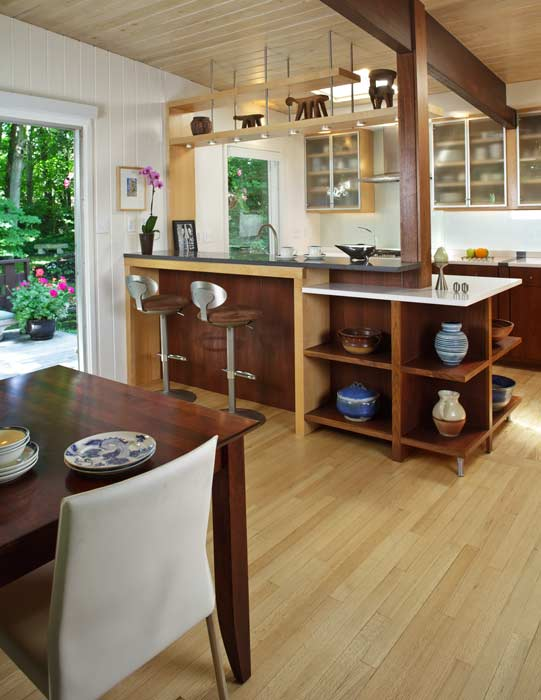 Inspiration from mid century modern kitchens old house - Mid century modern kitchen cabinets ...