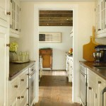 The separate pantry is new, a place for extra ovens and dishware.