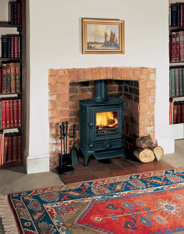 5 Ways To Transform An Old Fireplace Old House Online Old House Online