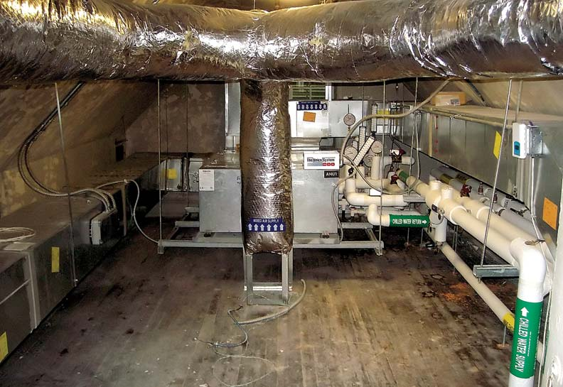 An easy hvac retrofit for old houses old house online for Heating systems for small homes