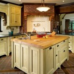 An expanded kitchen was high on homeowner Malcolm Oakley's wish list. The larger space features a commercial-grade range and a custom-made island with a butcher-block top.
