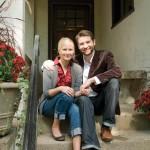Homeowners Paula and Tim Schmitt