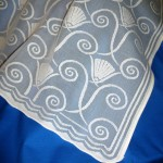 Art Deco Panel from Cooper's Cottage Lace