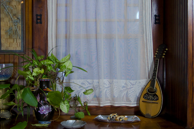 A Designer 39 S Guide To Lace Curtains Old House Online Old House Online