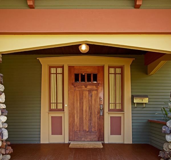 Pasadena Bungalow With Original Woodwork Old House