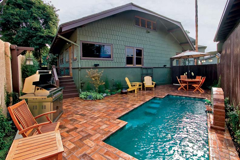 Craftsman Makeover for a California Bungalow - Old-House ...