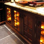 Bendheim-Amber-Reamy-mouth-blown-cabinet-glass-Wine-Cellar