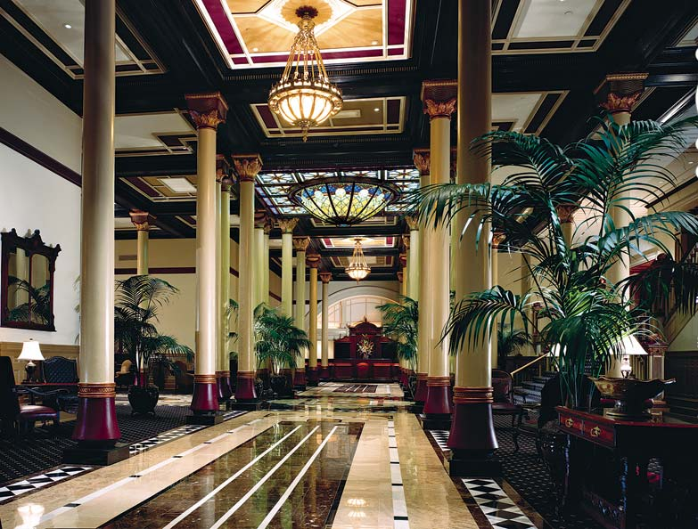 Austin's Driskill Hotel boasts a multitude of ghosts—including the hotel's original owner, Jesse Lincoln Driskill.