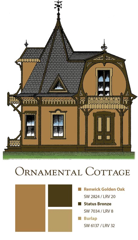 How to choose paint colors for victorian houses old house online old house online - Paint my house exterior online collection ...