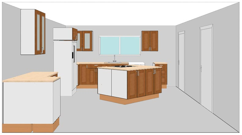 Computer aided kitchen design old house online old house online Kitchen cabinetry design software