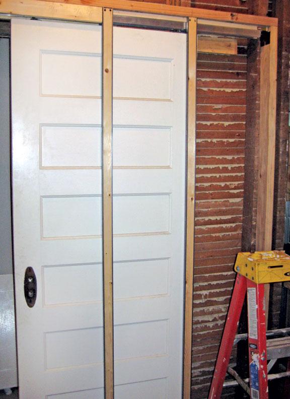Install A Pocket Door In 4 Steps Old House Online Old