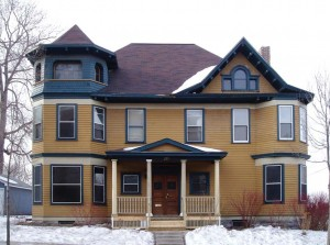 Dayton's Bluff's first Vacant Homes Tour spotlighted such abandoned gems as this Queen Anne Victorian.