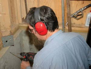 The average electric drill emits more than 100 decibels of sound, enough to damage ears after just 15 minutes of unprotected exposure.