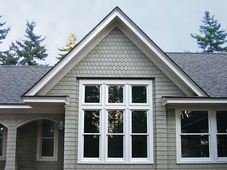 Shingle Patterns For Queen Anne Houses Old House Online