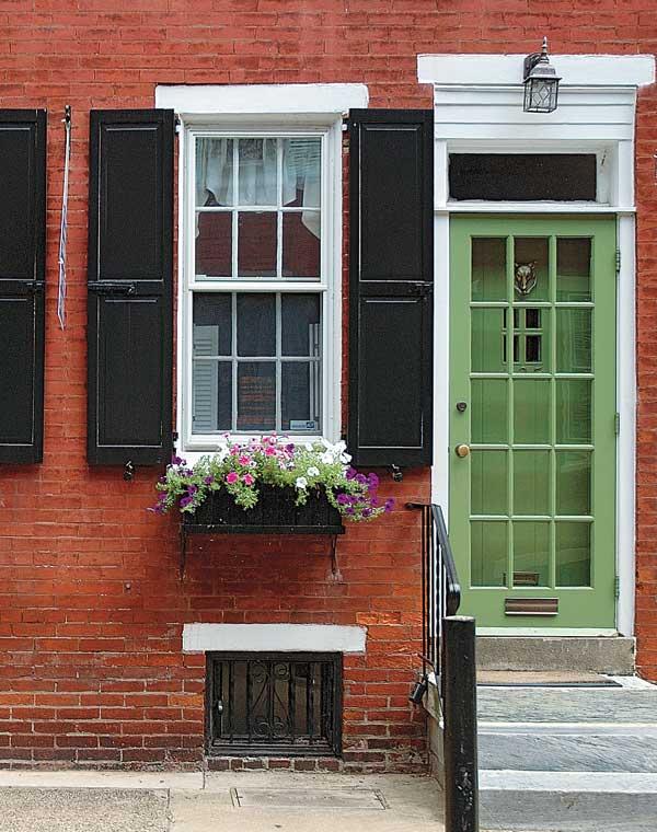 Exterior Paint Color Amp Placement Ideas Old House Online