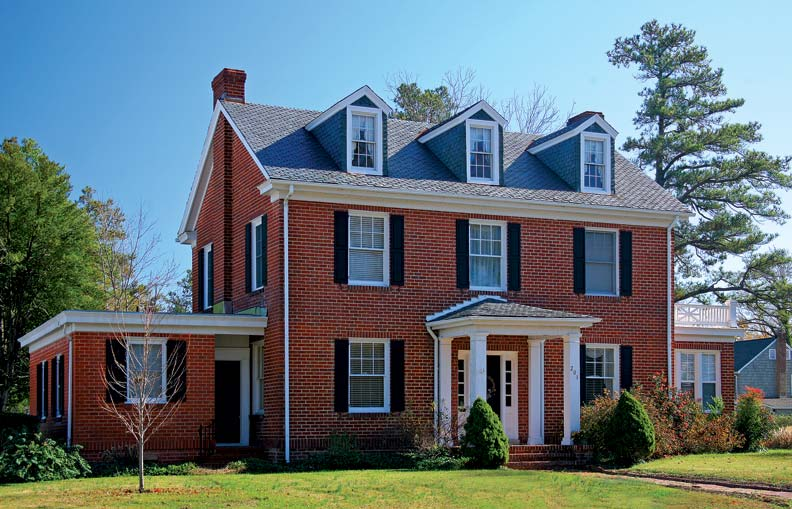 Sears houses in hopewell virginia old house online for Colonial style houses for sale