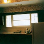 A previous remodel had left the kitchen dark and cramped.