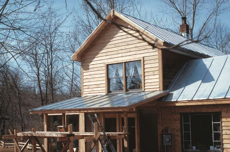 How To Install A Standing Seam Metal Roof Old House