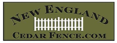 New England Cedar Fence