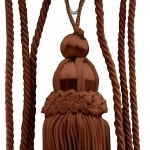 Button and tassel from House of Antique Hardware.