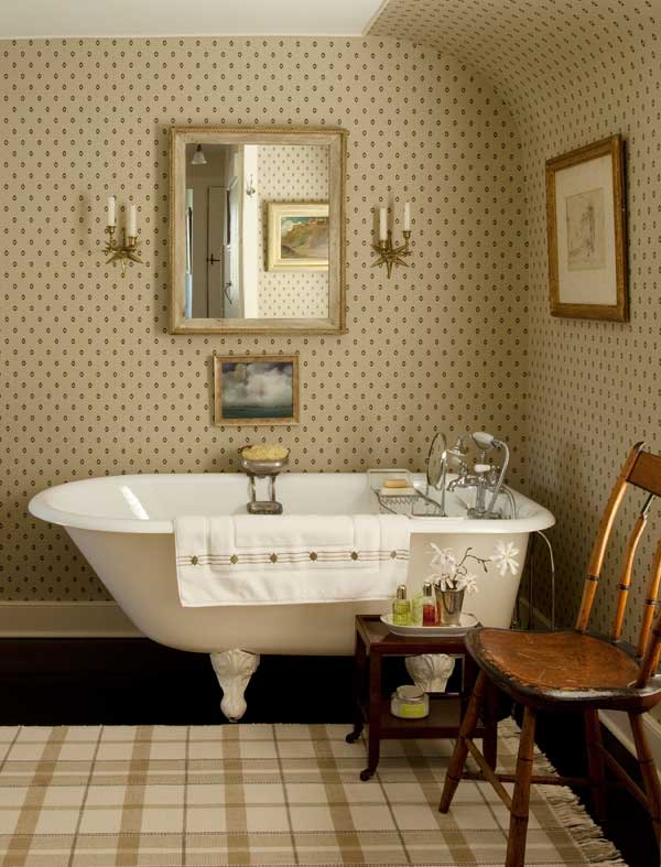 3 ways to design a bath in an early house old house online old house online