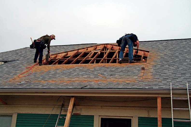 Adding A Dormer For A Bathroom Makeover Old House Online