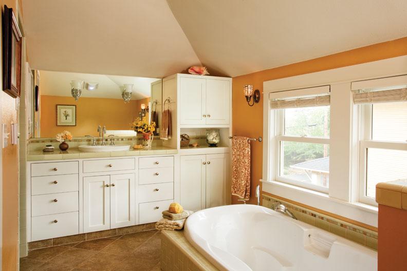 Adding A Dormer For A Bathroom Makeover Old House Online