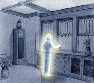 Old-house ghost stories