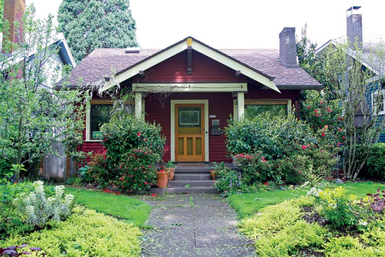 A Craftsman Neighborhood In Portland Oregon Old House