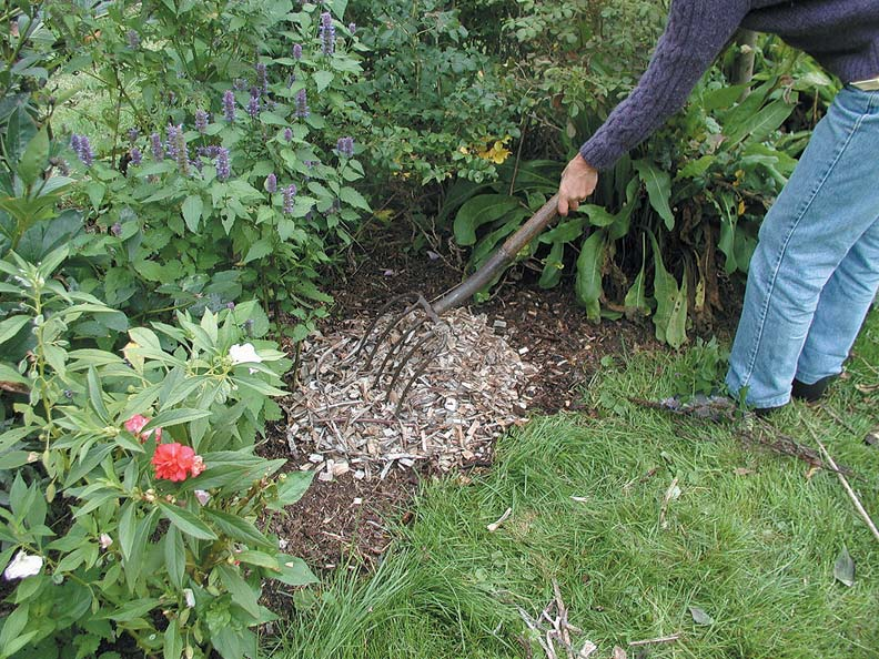 The Best Mulches for Old-House Gardens - Old-House Online - Old ...